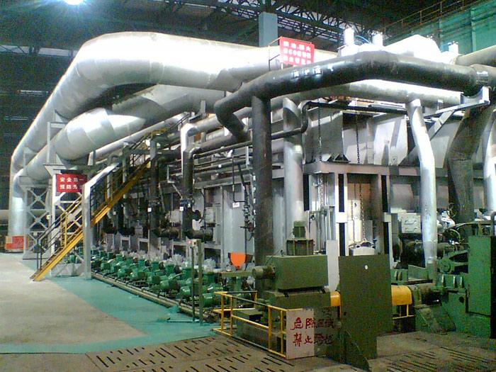 海格力斯中標唐山寶翔化工產品有限公司節能蓄熱式低氮氧化物改造項目
