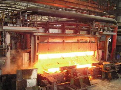 朝陽市匯洋實業有限公司高效節能燃熱煤氣煙氣發生器工程順利驗收。